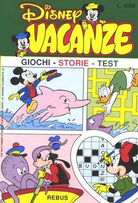 Disney vacanze 1990