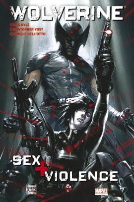 Wolverine: Sex + Violence
