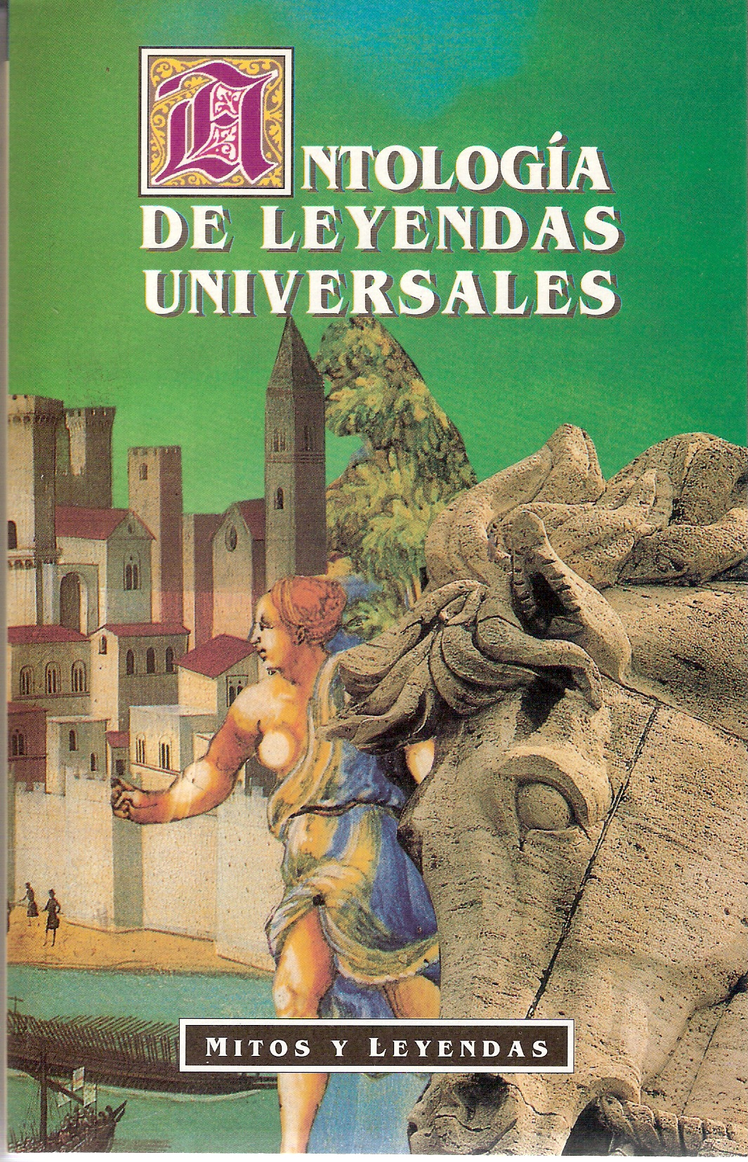 Antología de leyend...