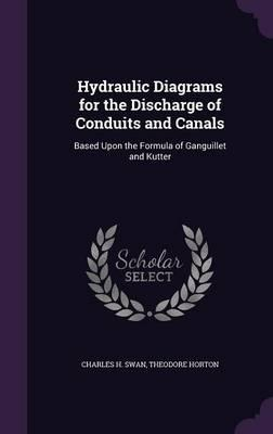 Hydraulic Diagrams for the Discharge of Conduits and Canals; Based Upon the Formula of Ganguillet and Kutter
