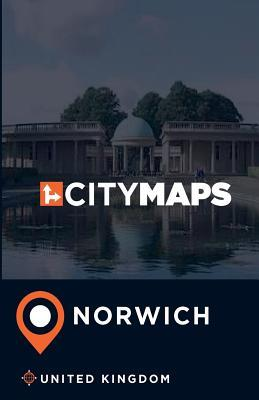 City Maps Norwich United, Kingdom