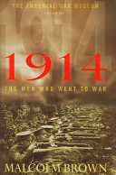 Imperial War Museum Book of 1914