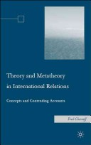 Theory and Metatheory in International Relations