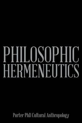 Philosophic Hermeneutics