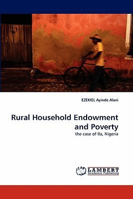 Rural Household Endowment and Poverty