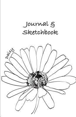 Daisy Journal & Sketchbook