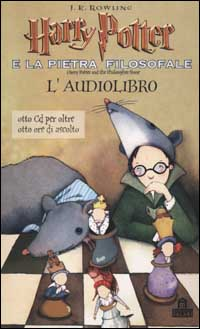Harry Potter e la pietra filosofale.