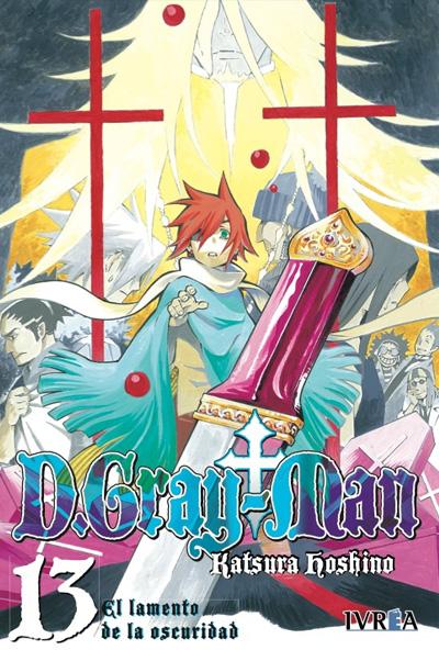 D.Gray-Man #13