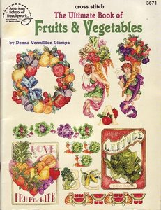 The ultimate book of fruits & vegetables
