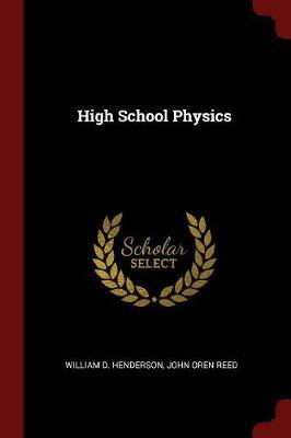 High School Physics