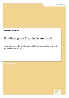 Einführung der Maut in Deutschland