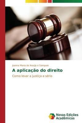 A aplicação do direito