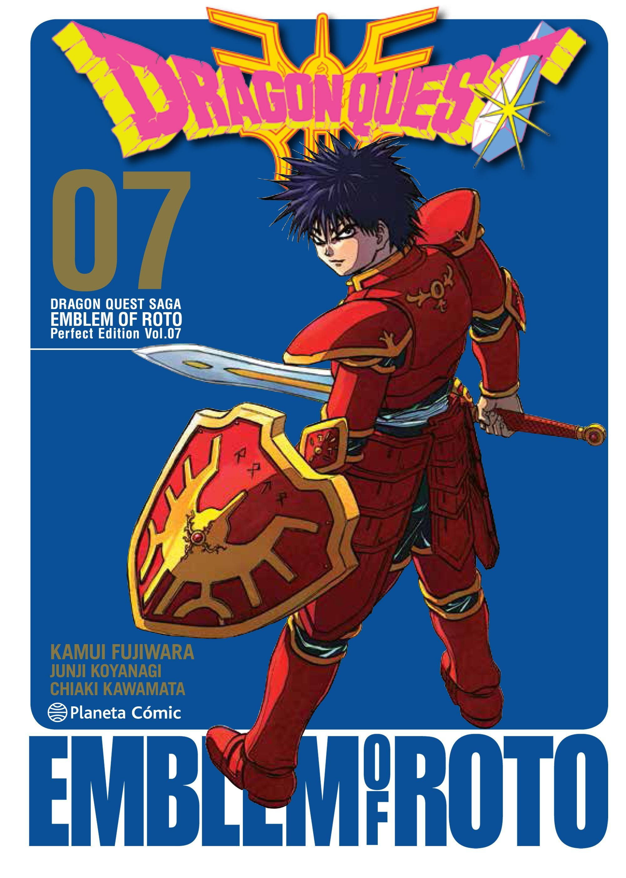 Dragon Quest Saga: Emblem of Roto #7