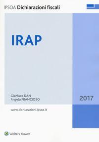 IRAP 2017. Con Contenuto digitale per download e accesso on line