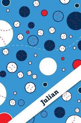 Etchbooks Julian, Baseball, Graph, 6 X 9, 100 Pages