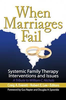When Marriages Fail