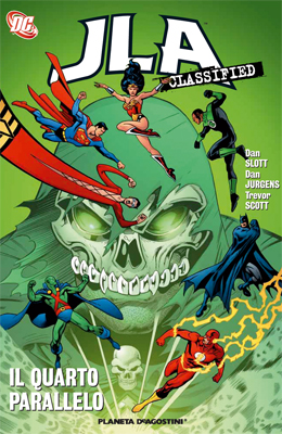 JLA Classified vol. ...