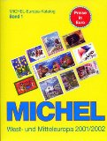 Michel Europa-Katalog 2001/2002