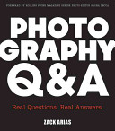 Photography Q and A