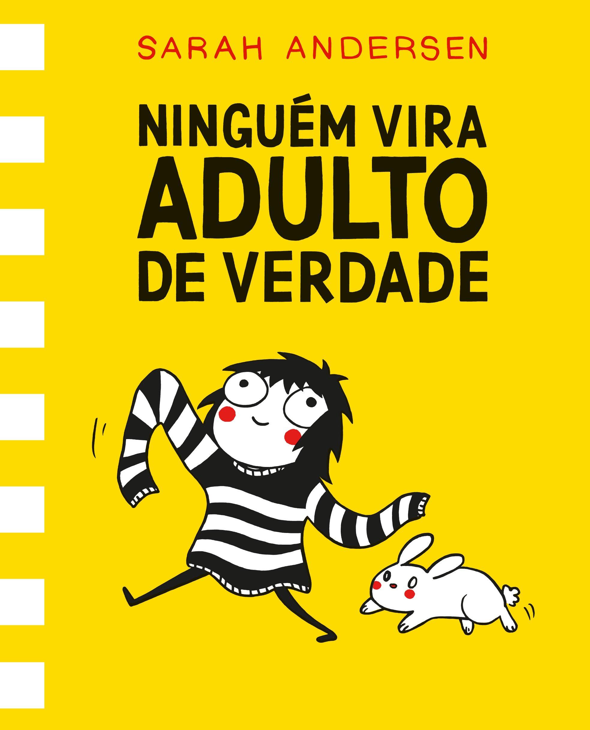 Ninguém Vira Adulto...