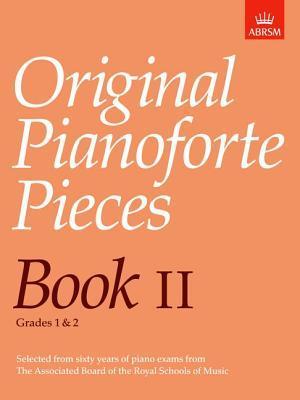 Original Pianoforte Pieces, Book II