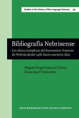 Bibliografia Nebrisense