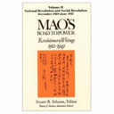 Mao's Road to Power: National revolution and social revolution, December 1920-June 1927
