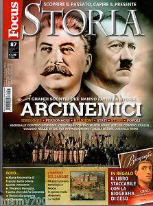 Focus storia n. 87 (dicembre 2013)
