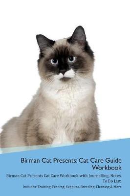 Birman Cat Presents