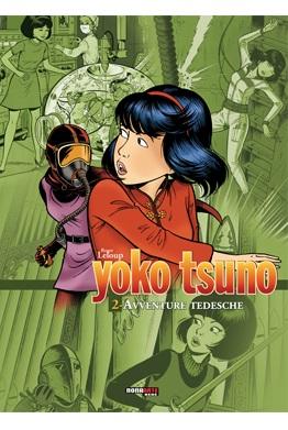 Yoko Tsuno - L'integrale vol. 2