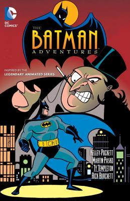 The Batman Adventures 1