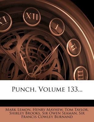Punch, Volume 133...