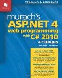 Murach's ASP.NET 2.0 web programming with C# 2010