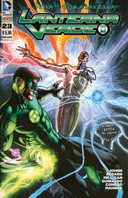 Lanterna Verde #23