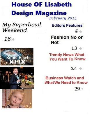 House of Lisabeth Design Magazine