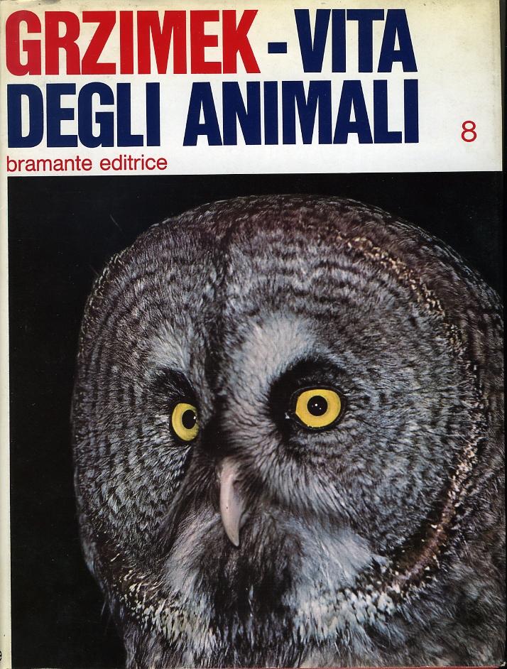 Vita degli animali Vol.8