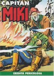 Capitan Miki n. 22