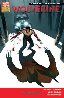 X-Men Deluxe Presenta n. 234