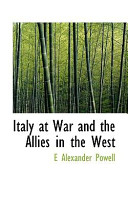 Italy at War and the Allies in the West