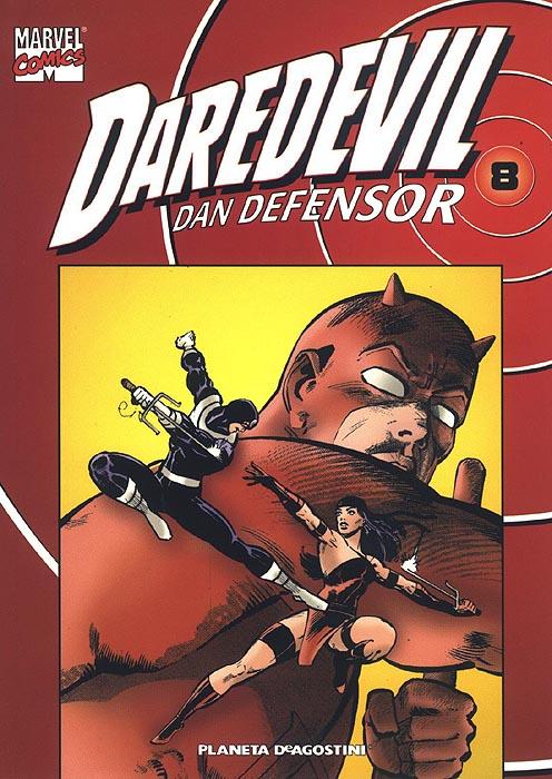 Coleccionable Daredevil/Dan Defensor Vol.1 #8 (de 25)