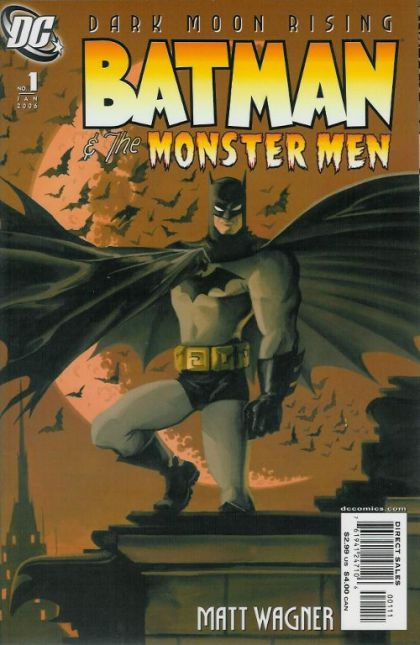 Batman and the Monster Men Vol.1 #1