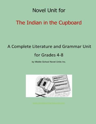 Novel Unit for The Indian in the Cupboard