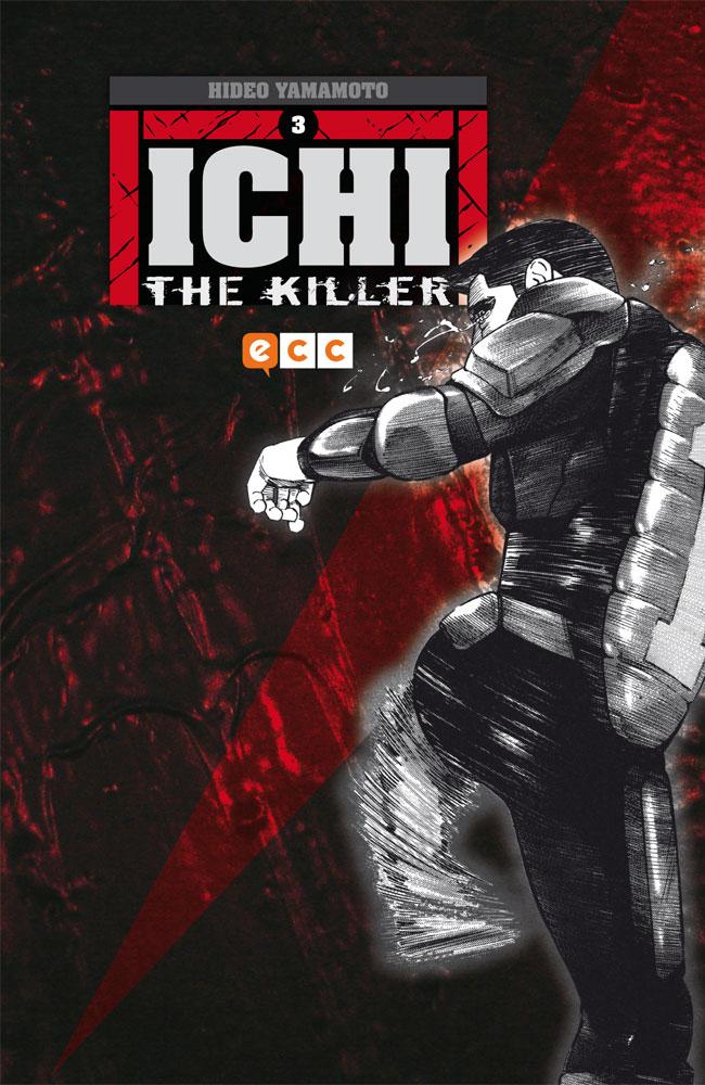 Ichi the Killer #3 (de 10)