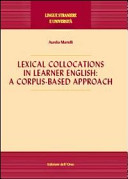 Lexical Collocations in Learner English