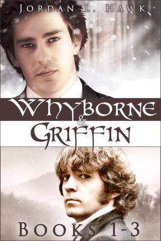 Whyborne and Griffin, Books 1-3