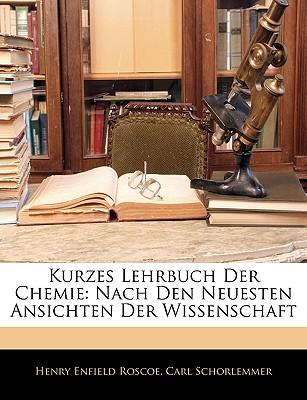 Kurzes Lehrbuch Der ...