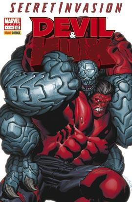 Devil & Hulk n. 147