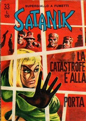 Satanik n. 33