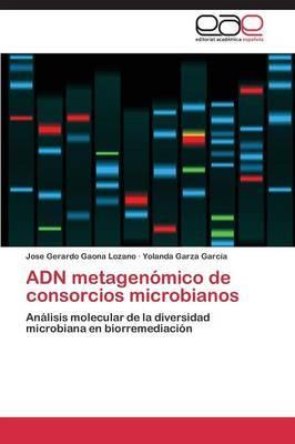 ADN metagenómico de consorcios microbianos