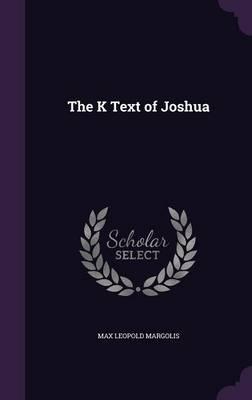 The K Text of Joshua